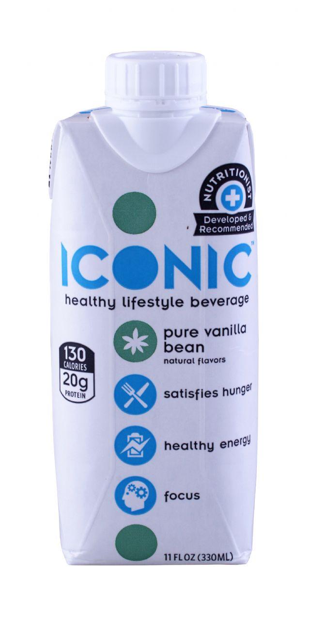 Iconic: Iconic VanillaBean Front