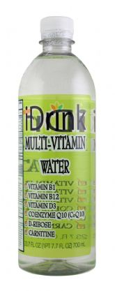 Multi-Vitamin Water - 23.7 oz