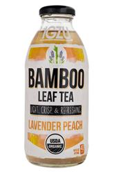 Bamboo Leaf Tea - Lavender Peach