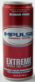 Impulse Extreme-Triple the Energy Sugar-Free