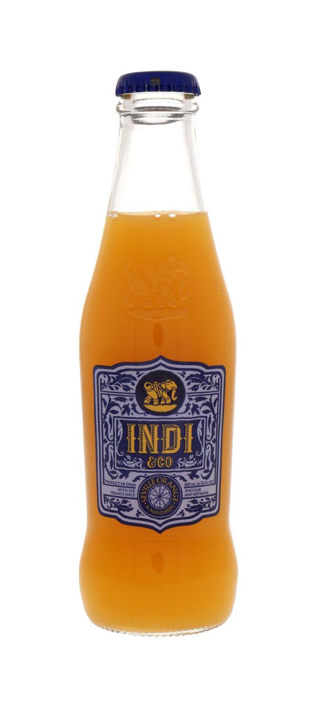 INDI & Co: Indi Orange Front