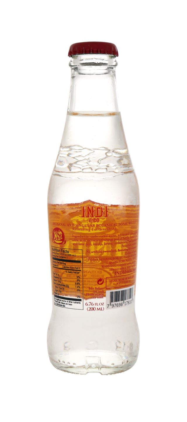 INDI & Co: Indi Tonic Facts