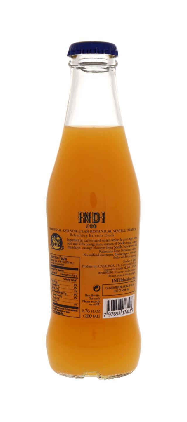 INDI & Co: Indi Orange Facts
