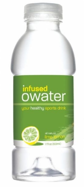 infused owater: Lime Lemon with Electrolytes