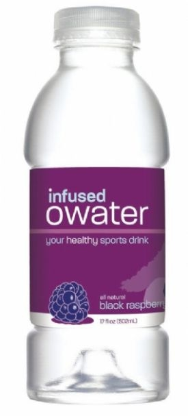infused owater: Black Raspberry with Electrolytes