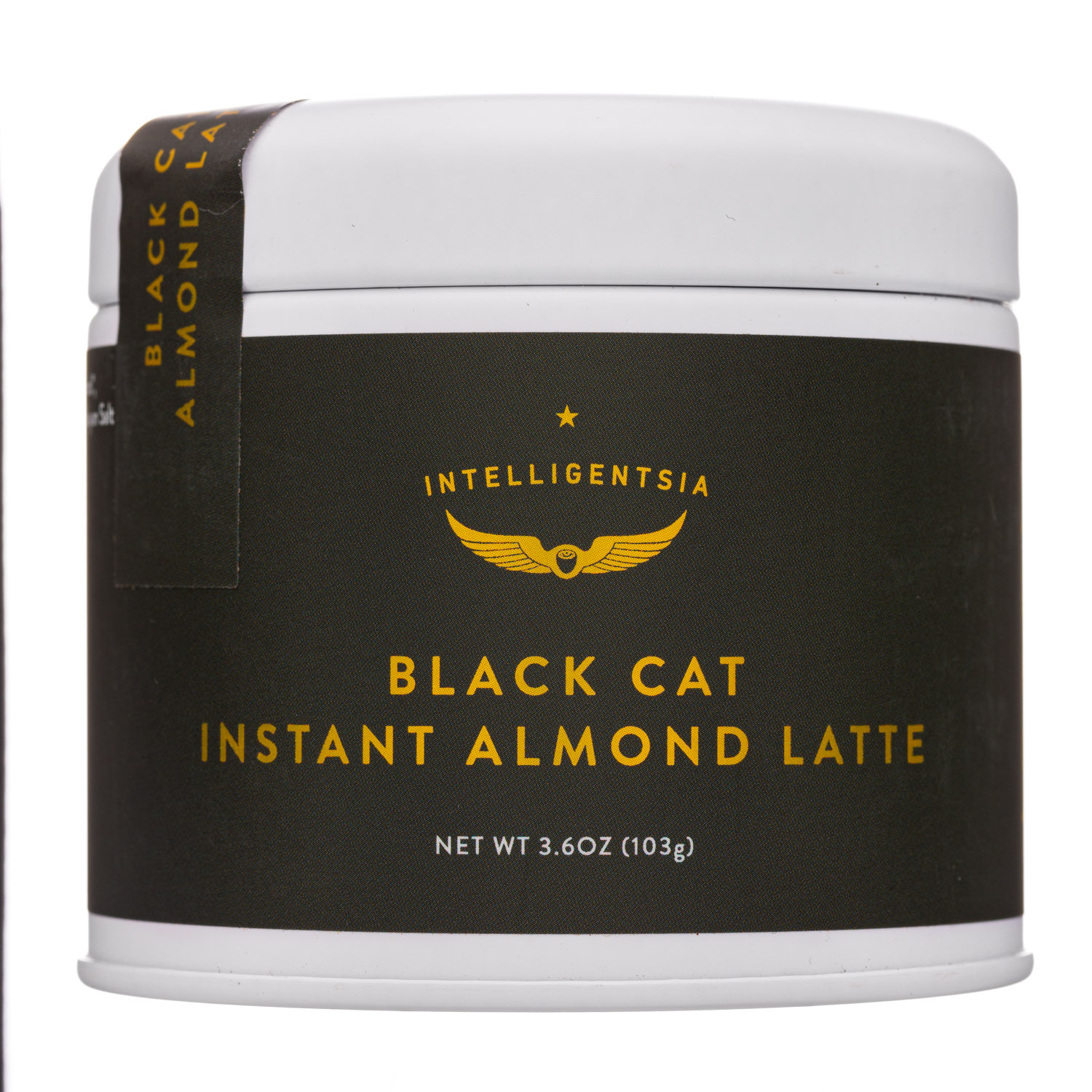 Black Cat Instant Almond Latte