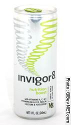 invigor8 Nutrition Boost