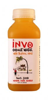 Coconut Water with Tropical Fruit - 2014