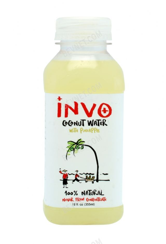 INVO Coconut Water: