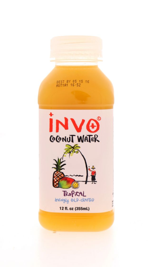 INVO Coconut Water: Invo Trop Front