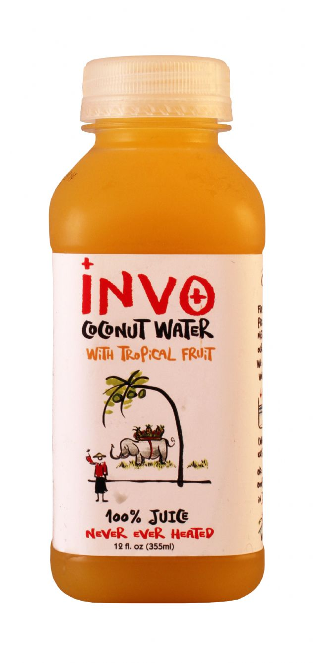INVO Coconut Water: Invo Coconut Front