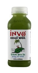 INVO Coconut Water: Invo SenchaGreen Front