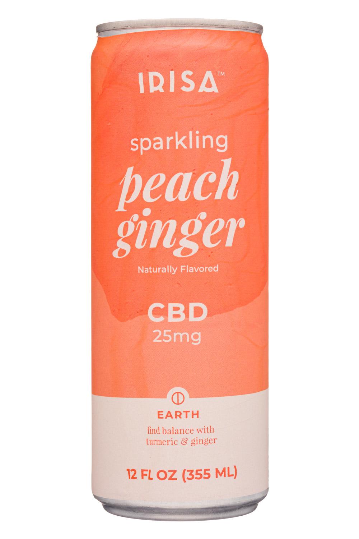 Peach Ginger CBD 25mg