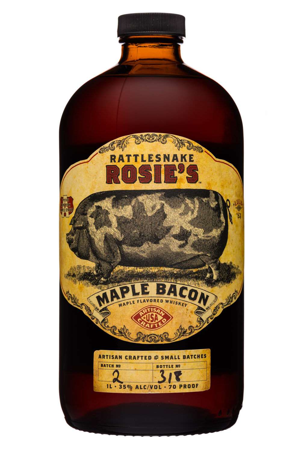 Rattlesnake Rosie's - Maple Bacon