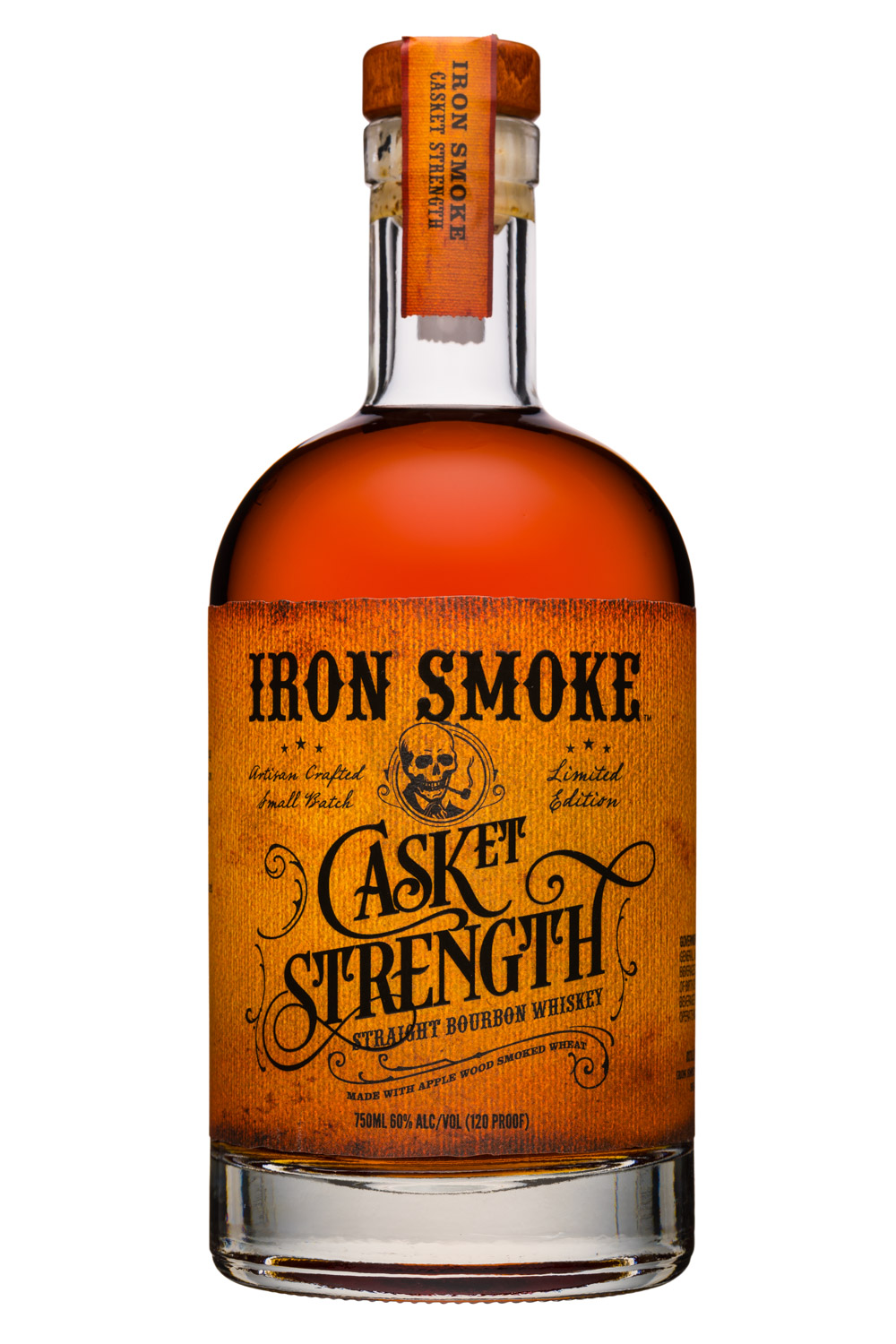 Casket Strength - Straight Bourbon Whiskey