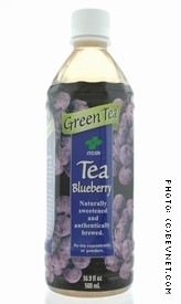 Blueberry Green Tea