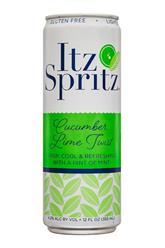 Cucumber Lime Twist