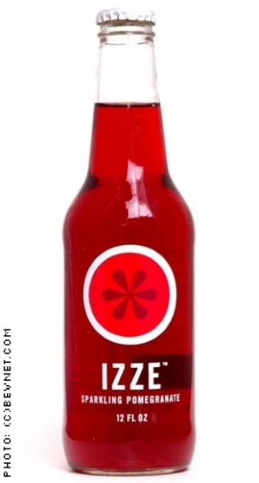IZZE Sparkling Fruit Juice: izze-pom2.jpg