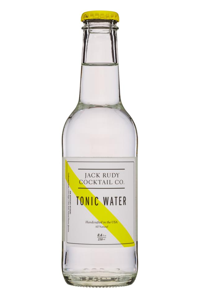 Jack Rudy Cocktail Co.: JackRudyCocktailCo-8oz-TonicWater-Front