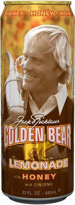 Jack Nicklaus Golden Bear Lemonade