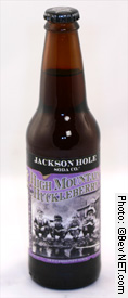 High Mountain Huckleberry Soda