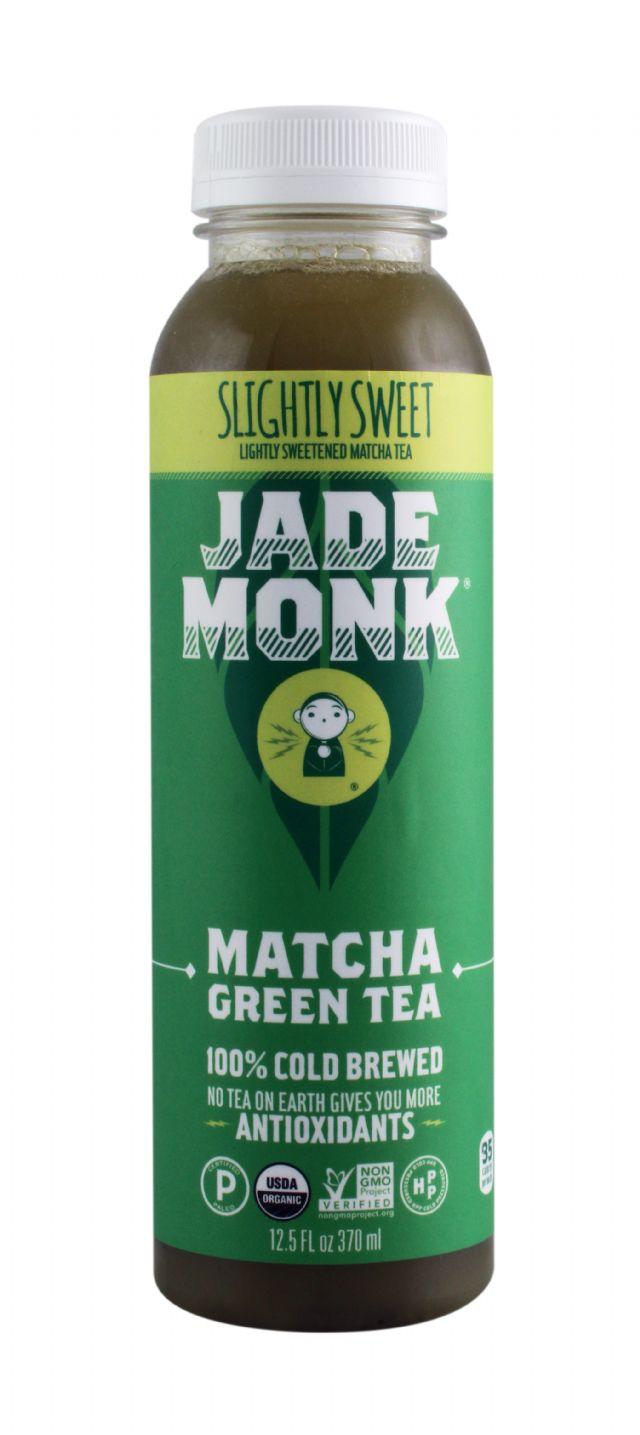 Jade Monk: JadeMonk SlightlySweetMatcha Front