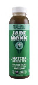 Jade Monk: JadeMonk MintHoneyMatcha Front