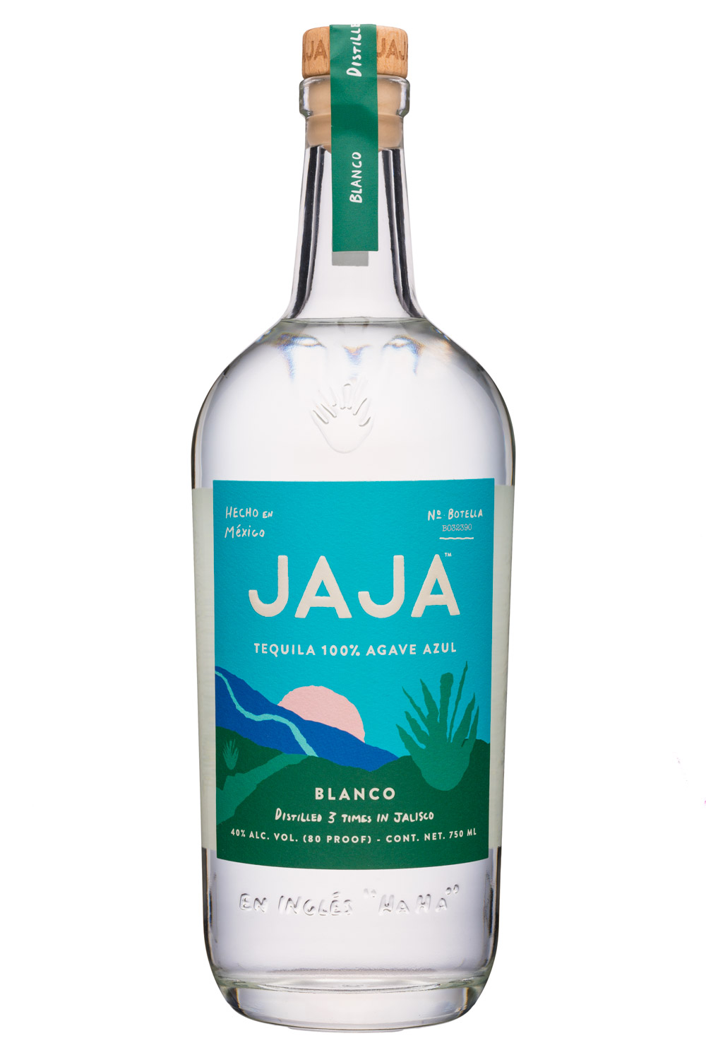 Tequila 100% Agave Azul - Blanco