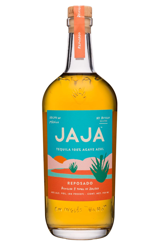 JAJA: Jaja-750ml-Tequila-Reposado