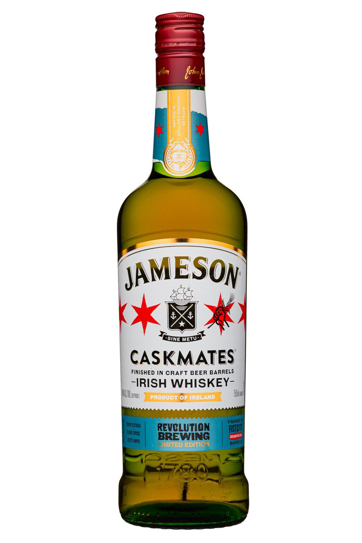 Jameson: Jameson-750ml-WhiskeyCaskmates-RevolutionBrewing