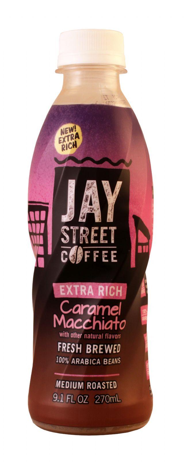 Jay Street Coffee: JayStreet Caramel Front