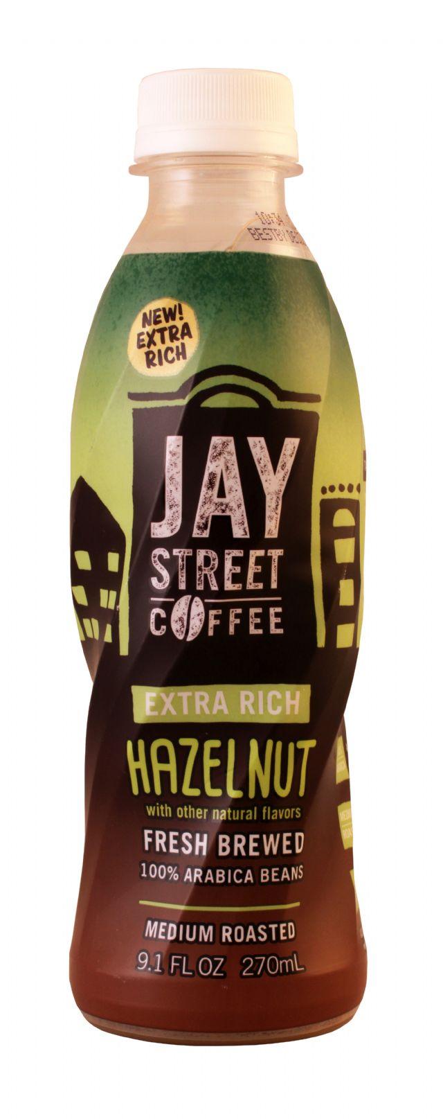 Jay Street Coffee: JayStreet Hazelnut Front