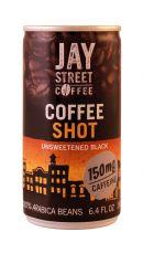 Jay Street Coffee: JayStreet Shot Front