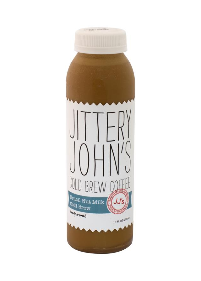 Jittery John's Cold Brew: JitteryJohns_BrazilNutMilk