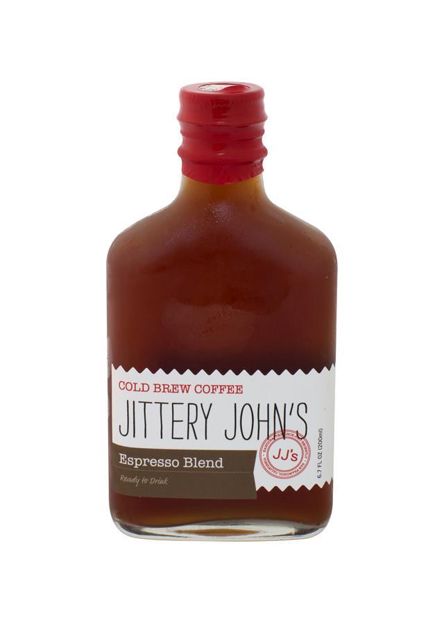 Jittery John's Cold Brew: JitteryJohns_EspressoBlend