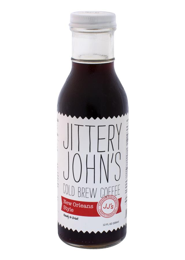 Jittery John's Cold Brew: JitteryJohns_NewOrleansStyle