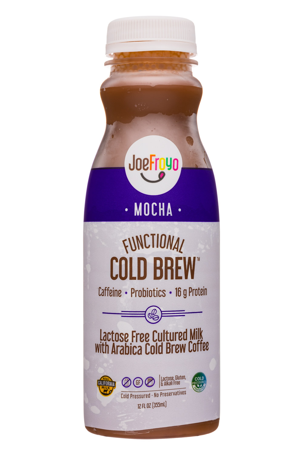 Functional Cold Brew - Mocha