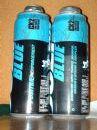 JOLT Blue (left) JOLT Blue energy drink (right)