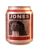 Jones Sparkling Water: Jones StrawLime Front