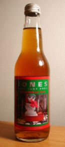 Jones Gingerbread Man Soda