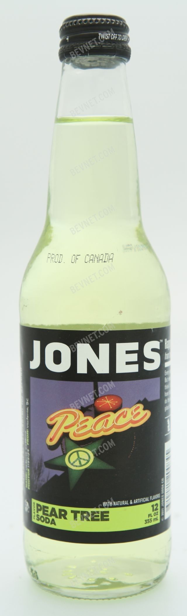 Jones Holiday Sodas: