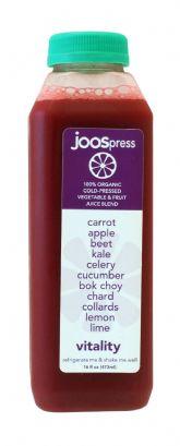 Joospress Vitality