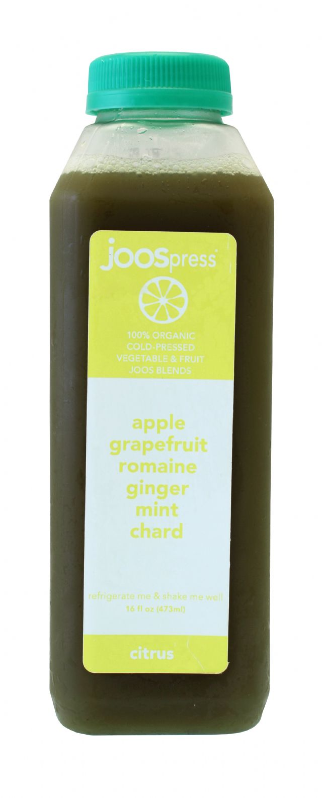 Joos: Joospress Citrus Front