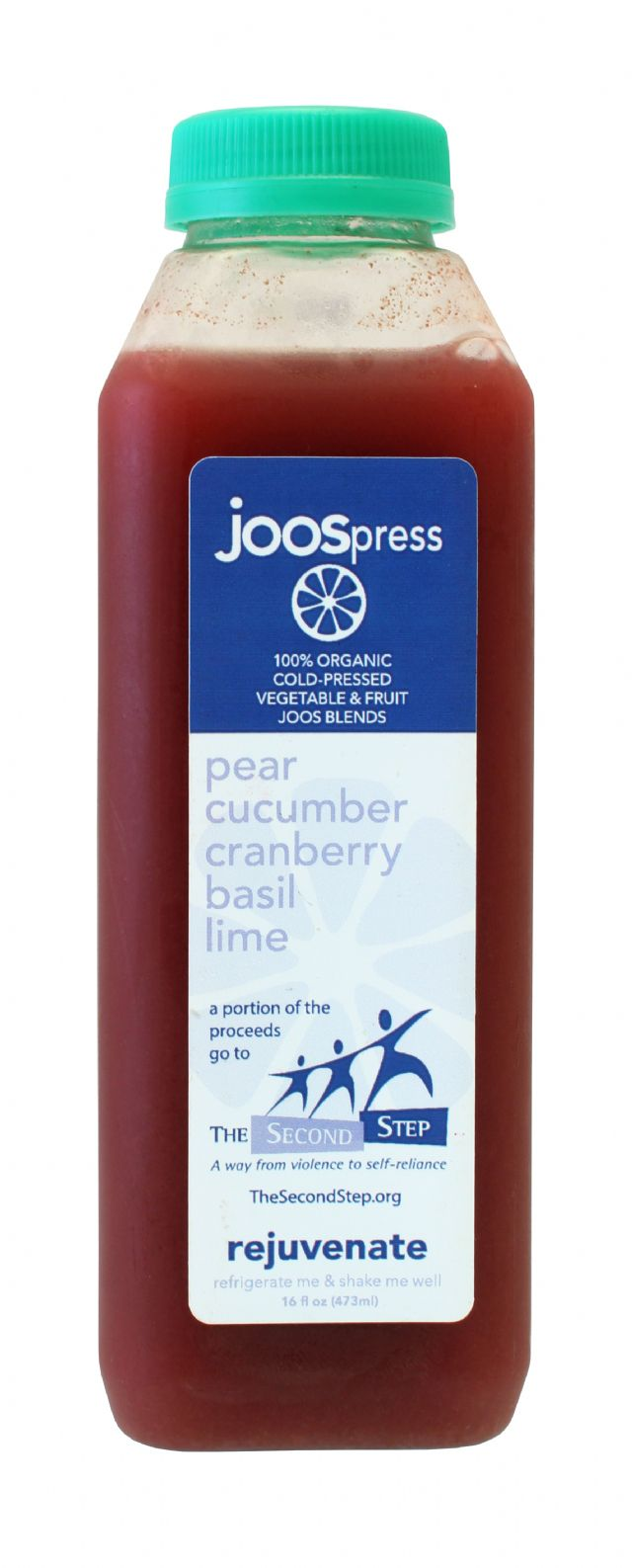 Joos: Joospress Rejuvenate Front