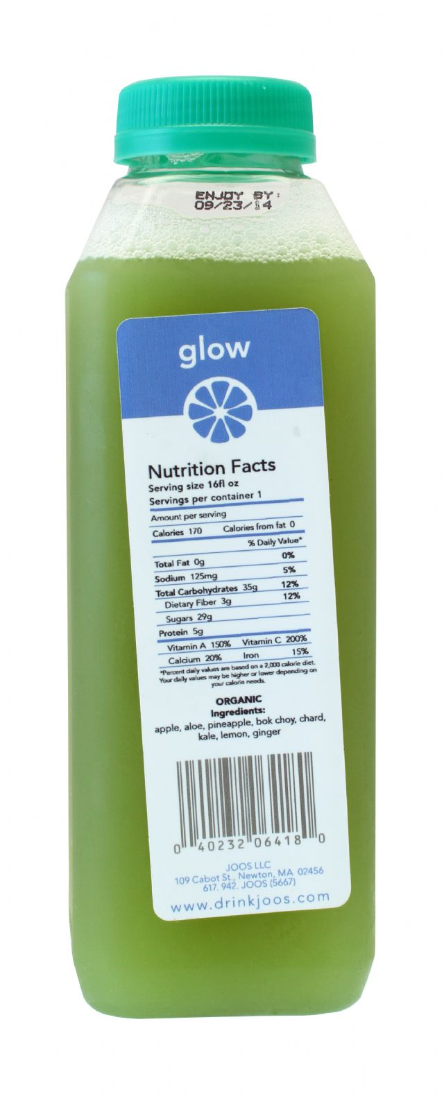 Joos: Joospress Glow Facts