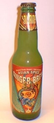 Asian Spice Ginger Brew