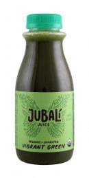 Jubali Smoothies: Jubali VibrantGreen Front