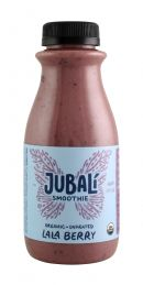 Jubali Smoothies: Jubali LalaBerry Front