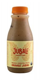 Jubali Smoothies: Jubali Orange Front