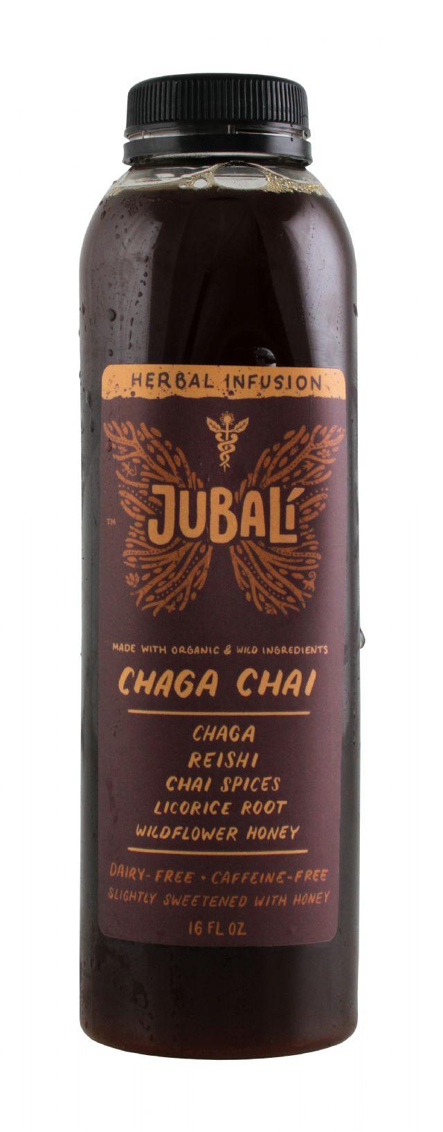 Jubali Herbal Infusions: Jubali ChagaChai Front